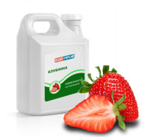 Натуральный ароматизатор пищевой жидкий Клубника ягодный