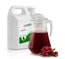 Натуральный ароматизатор пищевой жидкий Компот фруктово-ягодный