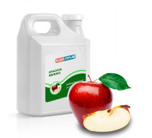 Натуральный ароматизатор пищевой жидкий Красное яблоко душистый