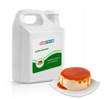 Натуральный ароматизатор пищевой жидкий Крем-брюле молочно-сливочный