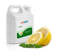 Натуральный ароматизатор пищевой жидкий Лимон цитрусовый