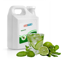 Натуральный ароматизатор пищевой жидкий Мохито лайм и мята