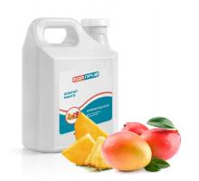 Ароматизатор пищевой жидкий Ананас-Манго тропический для напитков и молочных продуктов