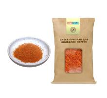 Натуральная смесь приправ для колбасок Мергез африканских
