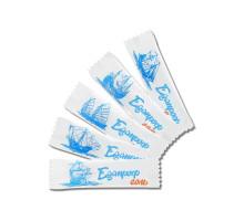 Порционная соль-экстра 1 грамм в упаковке с Вашим логотипом