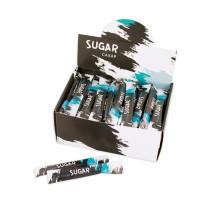 Шоу-бокс порционный сахар с логотипом 5гр картонный