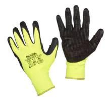 Перчатки защитные термостойкие Mapa Temp-Dex 710 с нитриловым покрытием