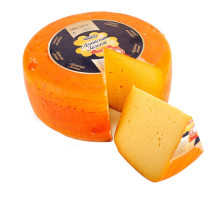 Оранжевый воск для плавленых сыров