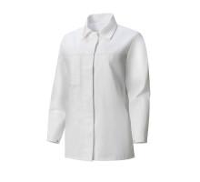 Куртка для пищевых производств женская белая профессиональная