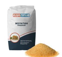 Загуститель желатин пищевой в мешках весовой