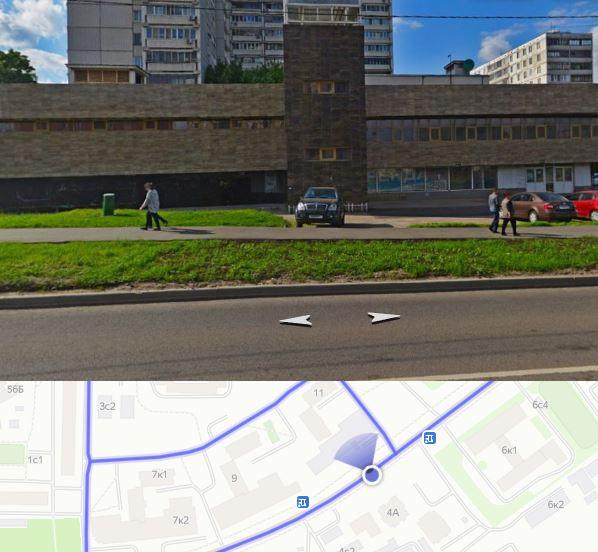 Офис ЕдаПроф в москве на карте