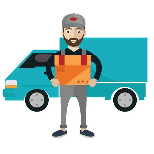 Компания «Едапроф» предлагает услугу: Доставка на авто