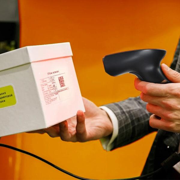 Печать этикеток Честный знак на заказ