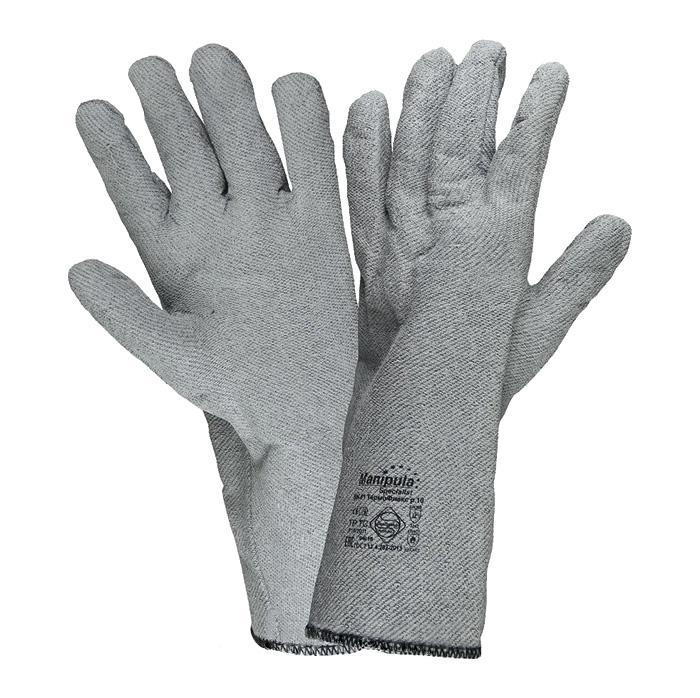 скрещенные перчатки Manipula Specialist Термофлекс