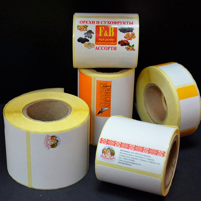 Этикетки для сухофруктов