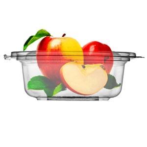 Контейнер для салатов с яблоками